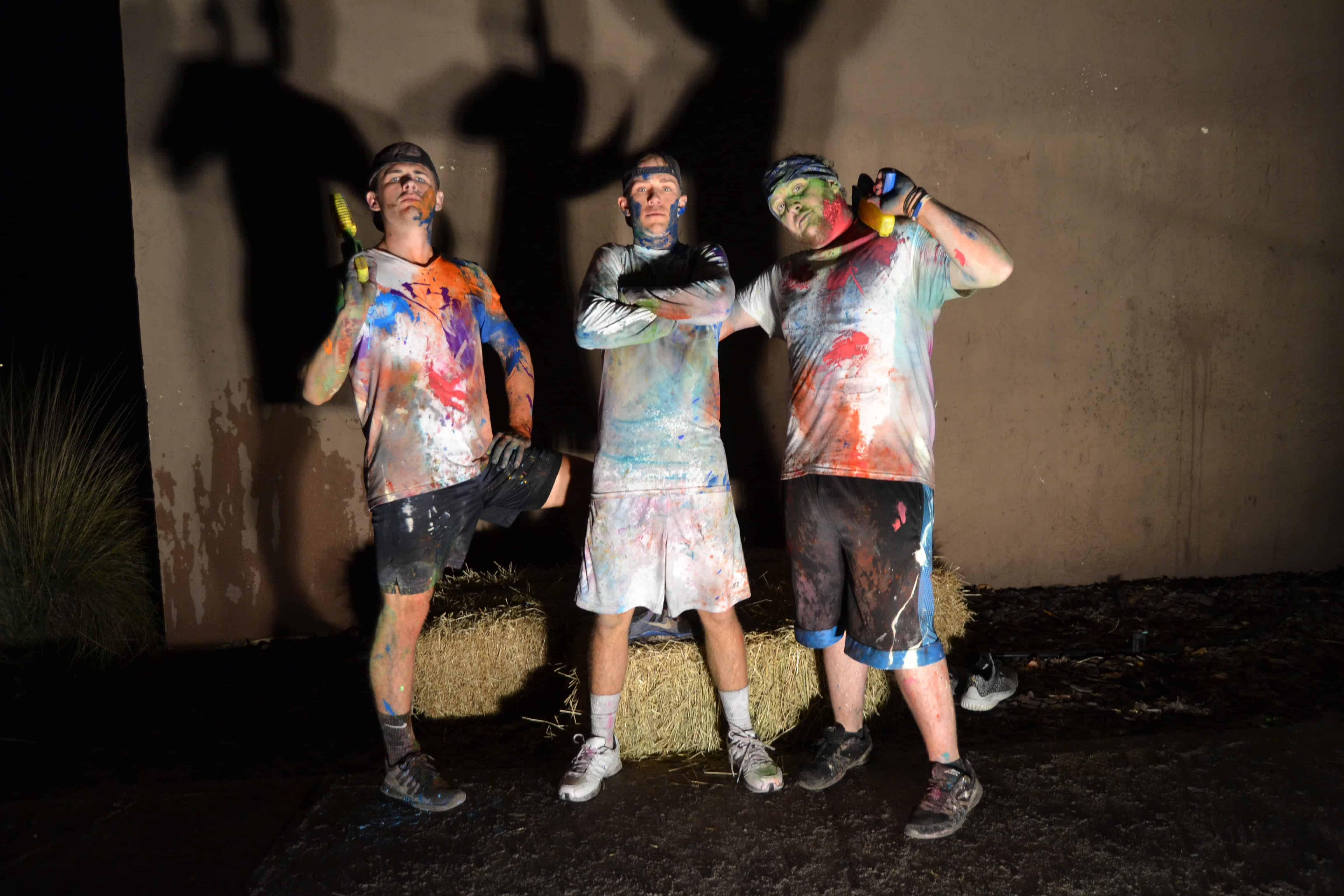 Another Year, Another Successful Paint Wars