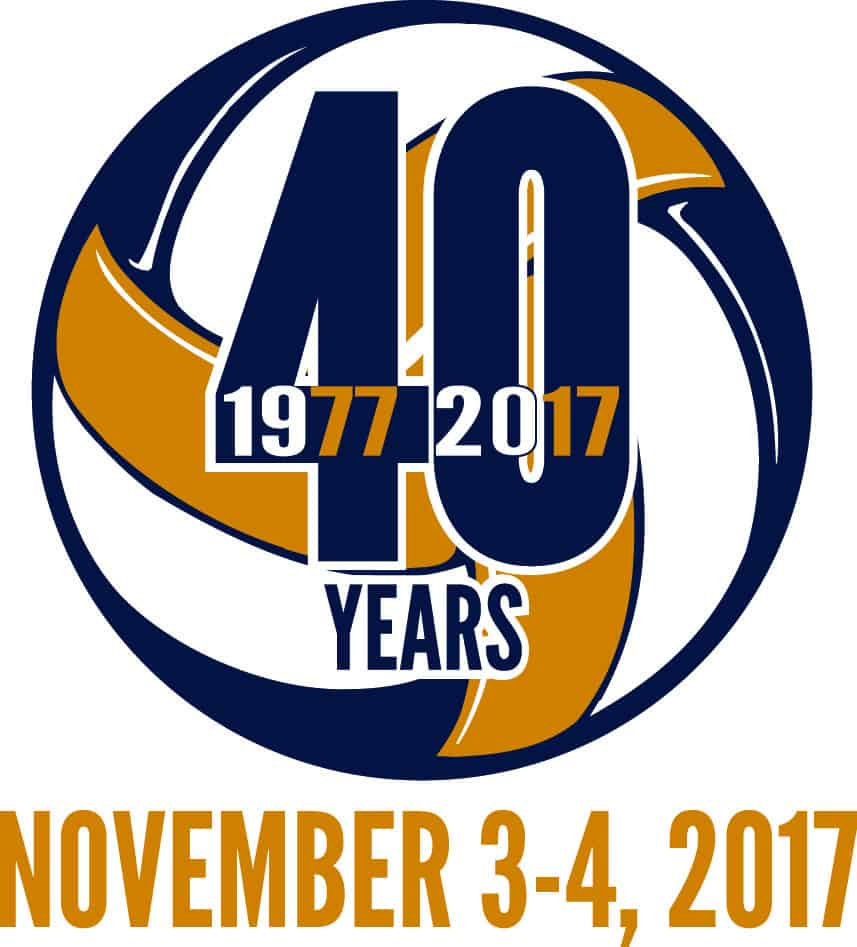 WU's Women's Volleyball 40th Anniversary