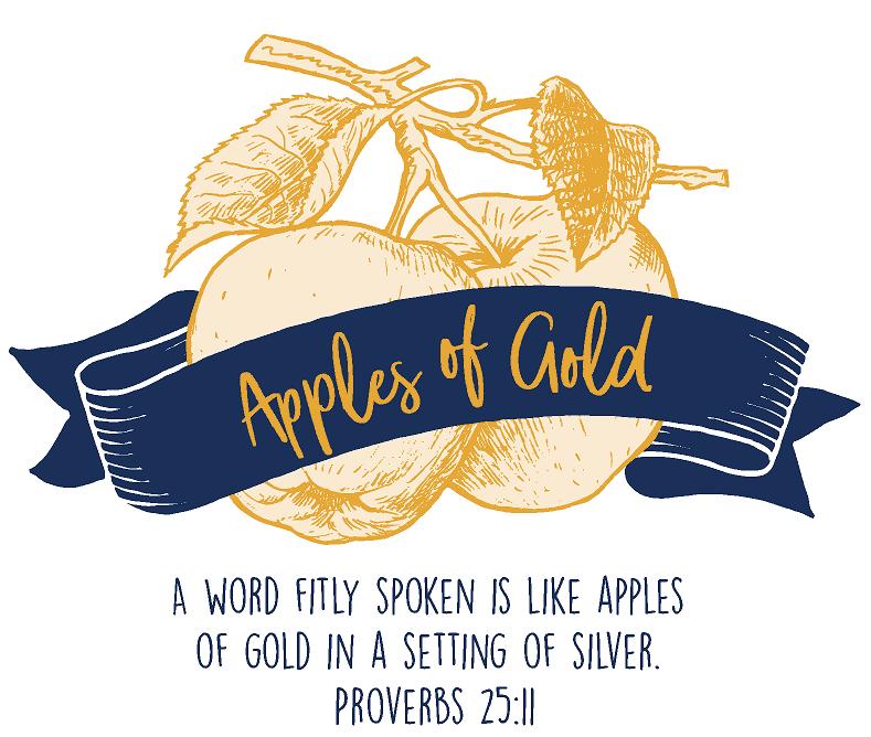 """Apples of Gold"" Women's Scholarship Luncheon"