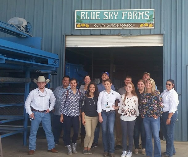 Warner Ag Students Attended PMA Career Pathways