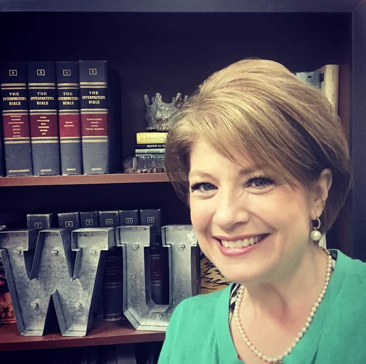 Dawn Meadows Named VP of Student Life