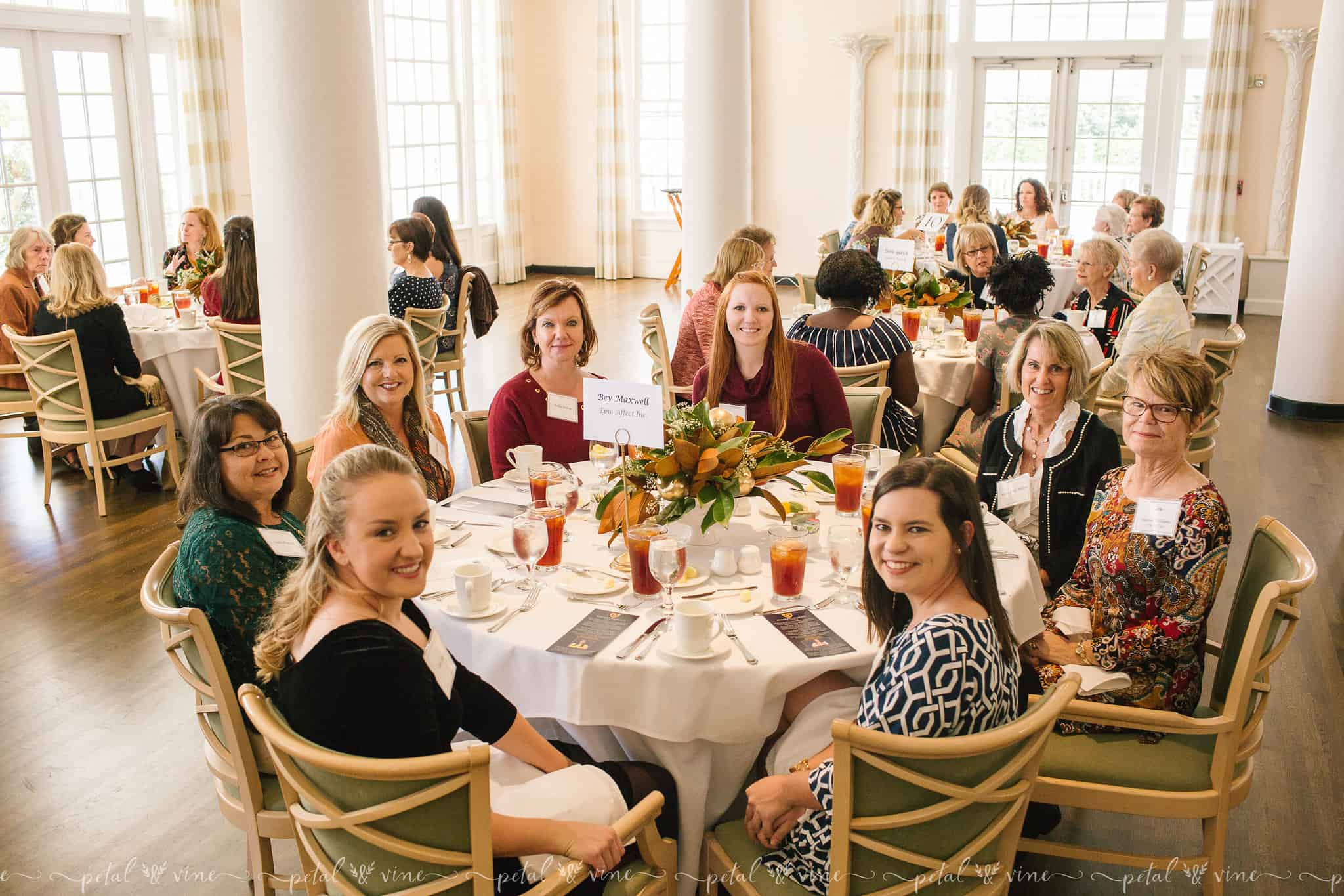 "Inaugural ""Apples of Gold"" Scholarship Luncheon a Success"