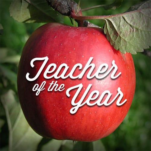 WU Teachers of the Year!