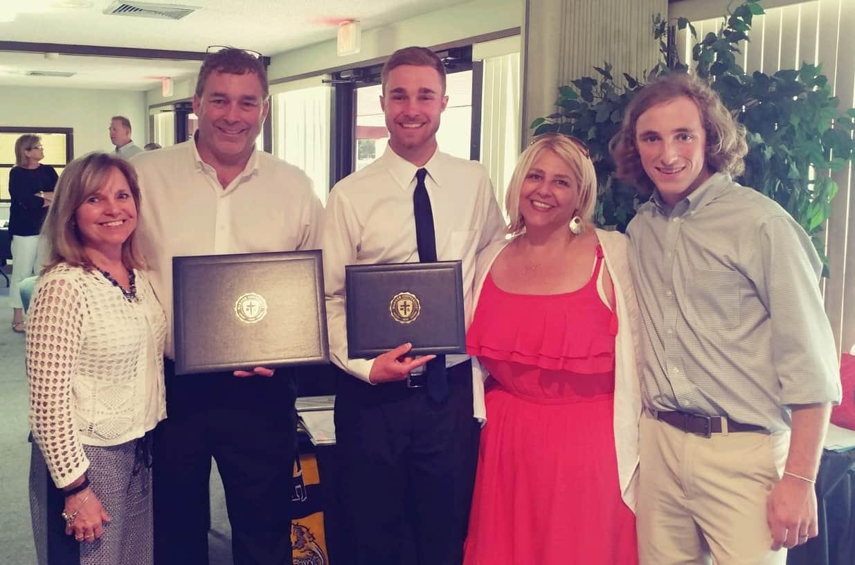 Shaners Graduate!