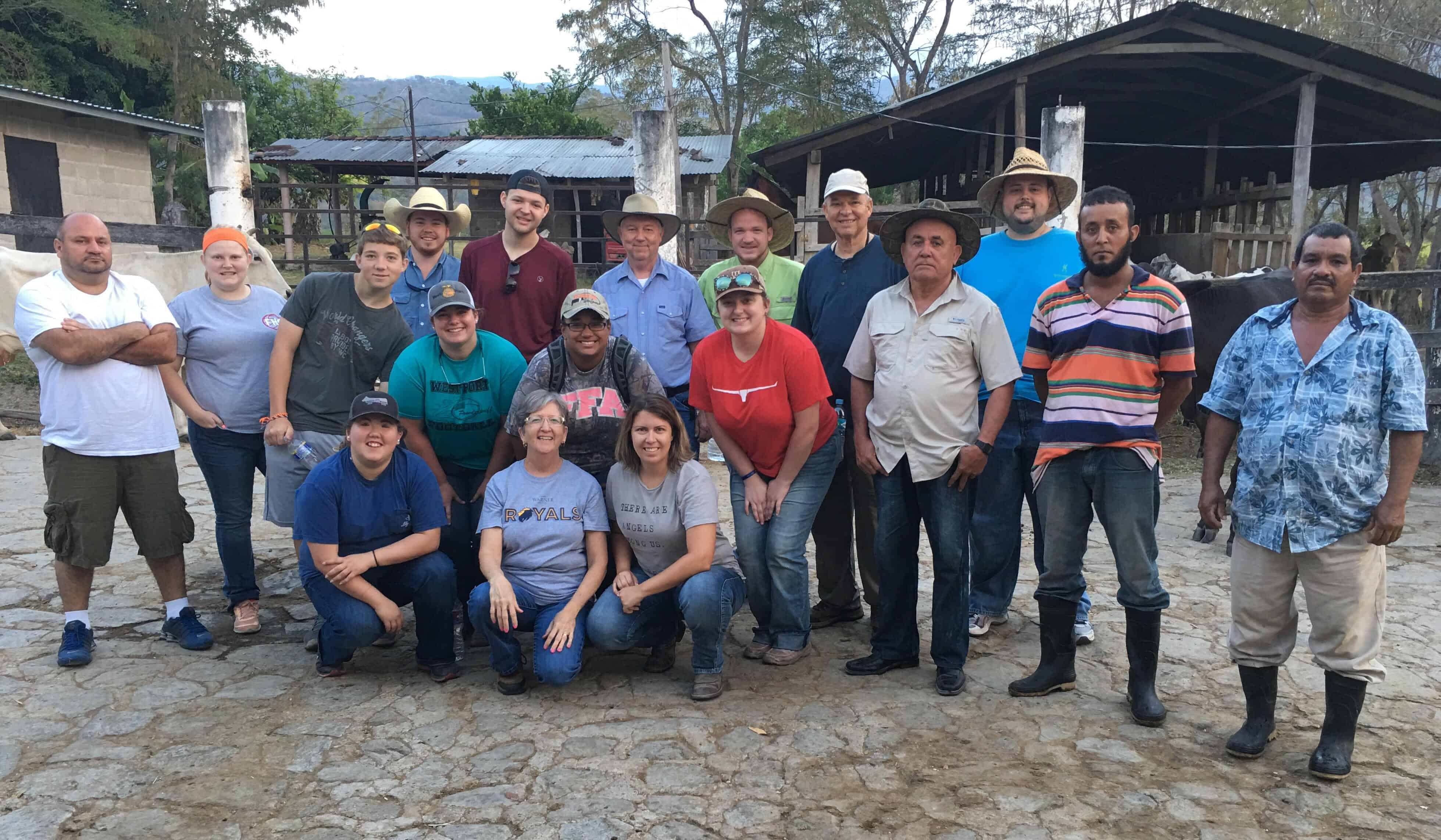 2018 S. Crews Agricultural Mission Trip