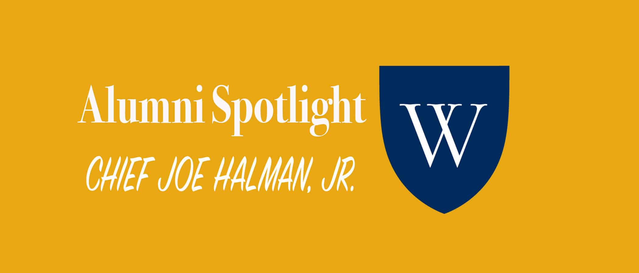 Alumni Spotlight: Joe Halman, Jr – Class of 2003