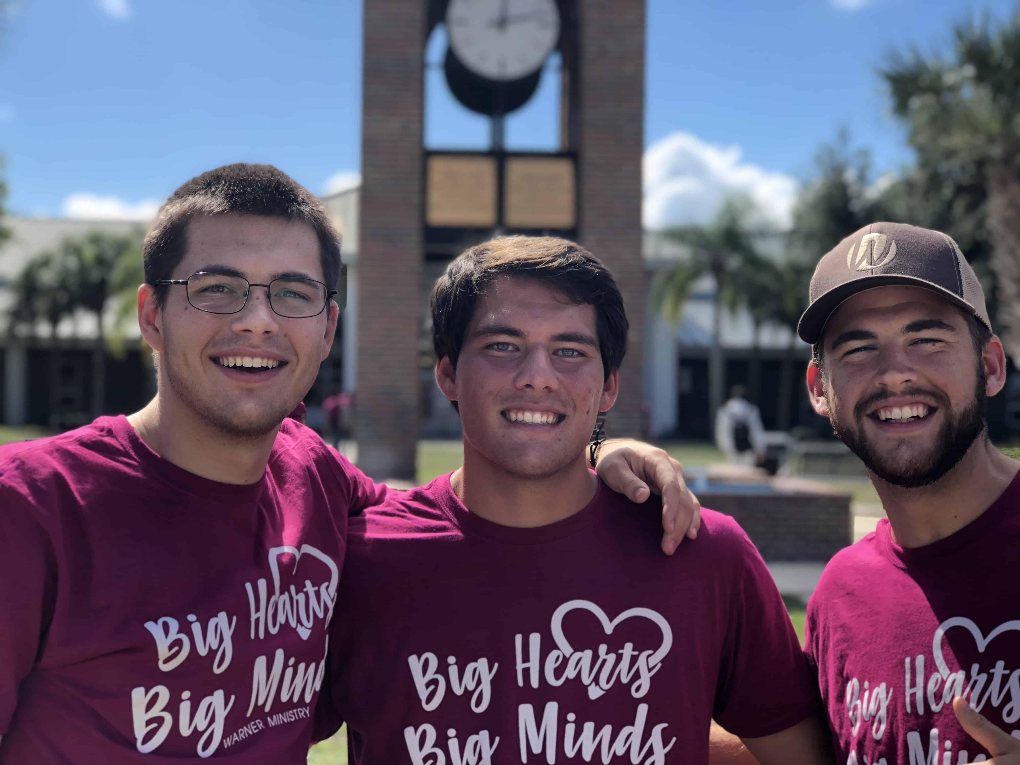 Big Hearts, Big Minds