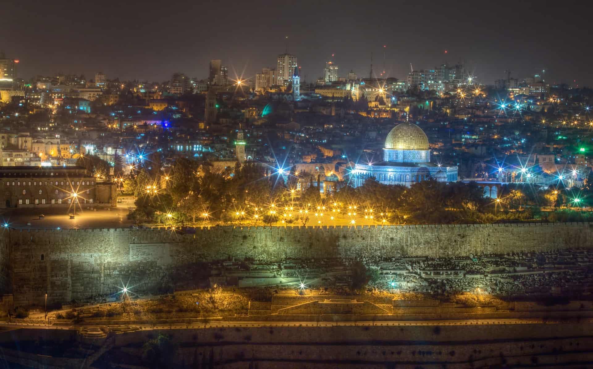 Bucket List Trip: Israel!