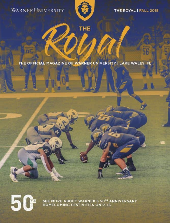 The Royal Magazine Fall 2018