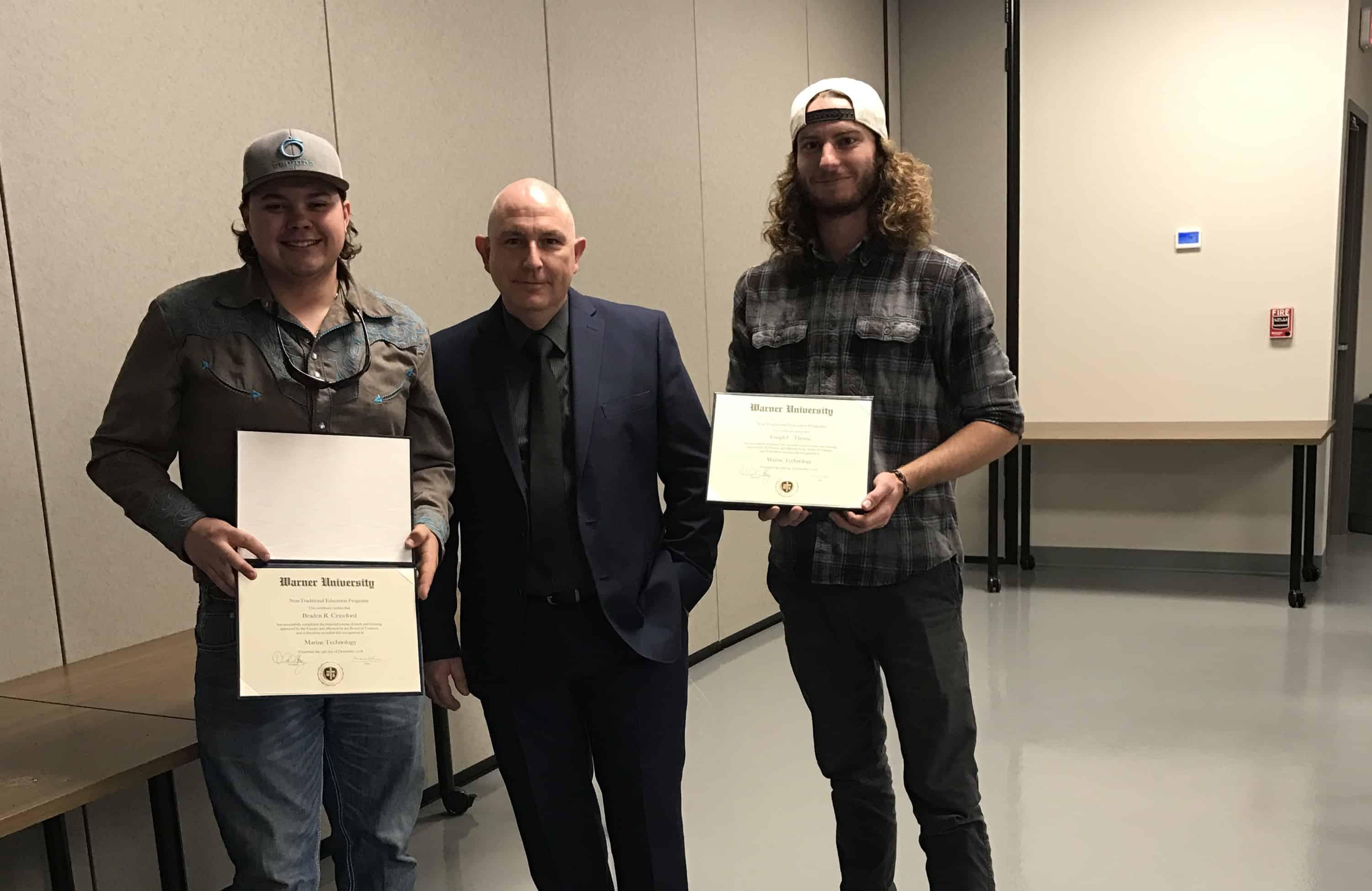 Congratulations New Marine Graduates!
