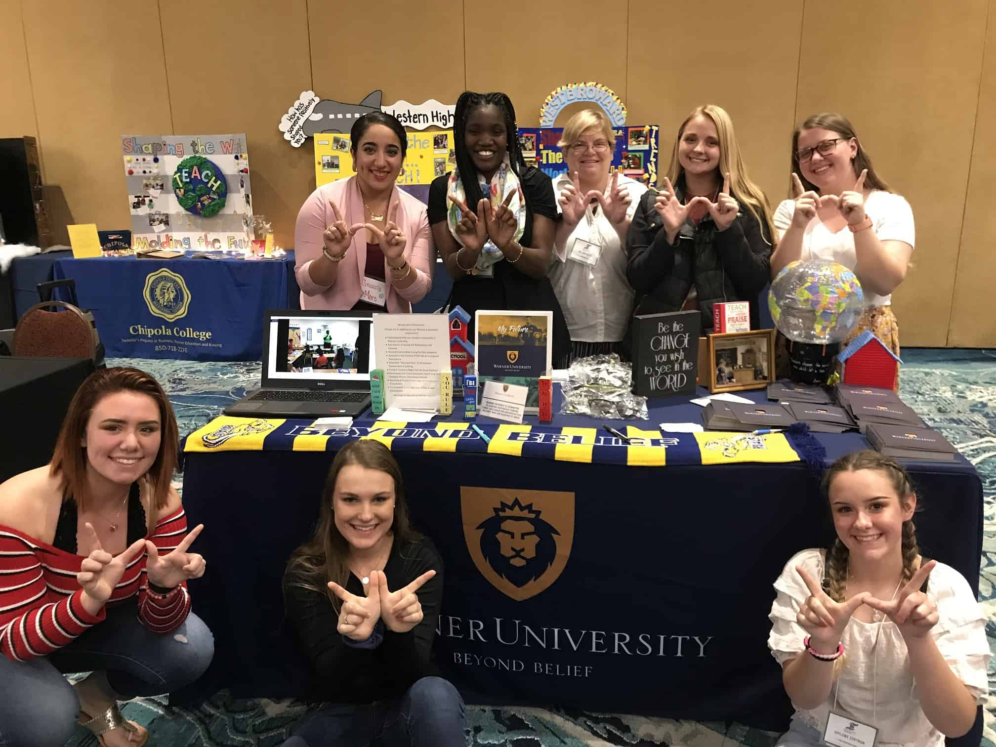 Warner University Attends FFEA Conference