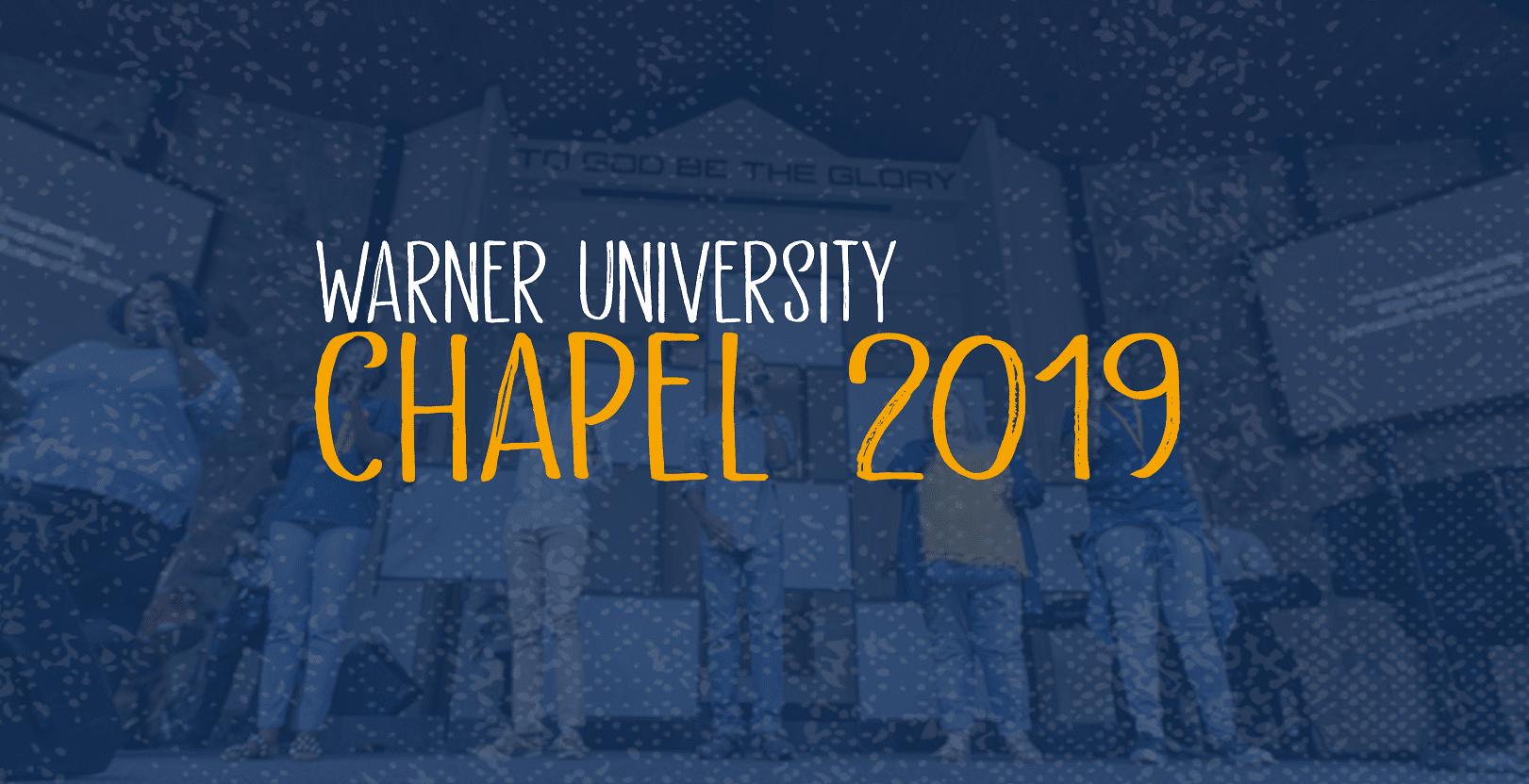 Chapel 2019 Spring Semester