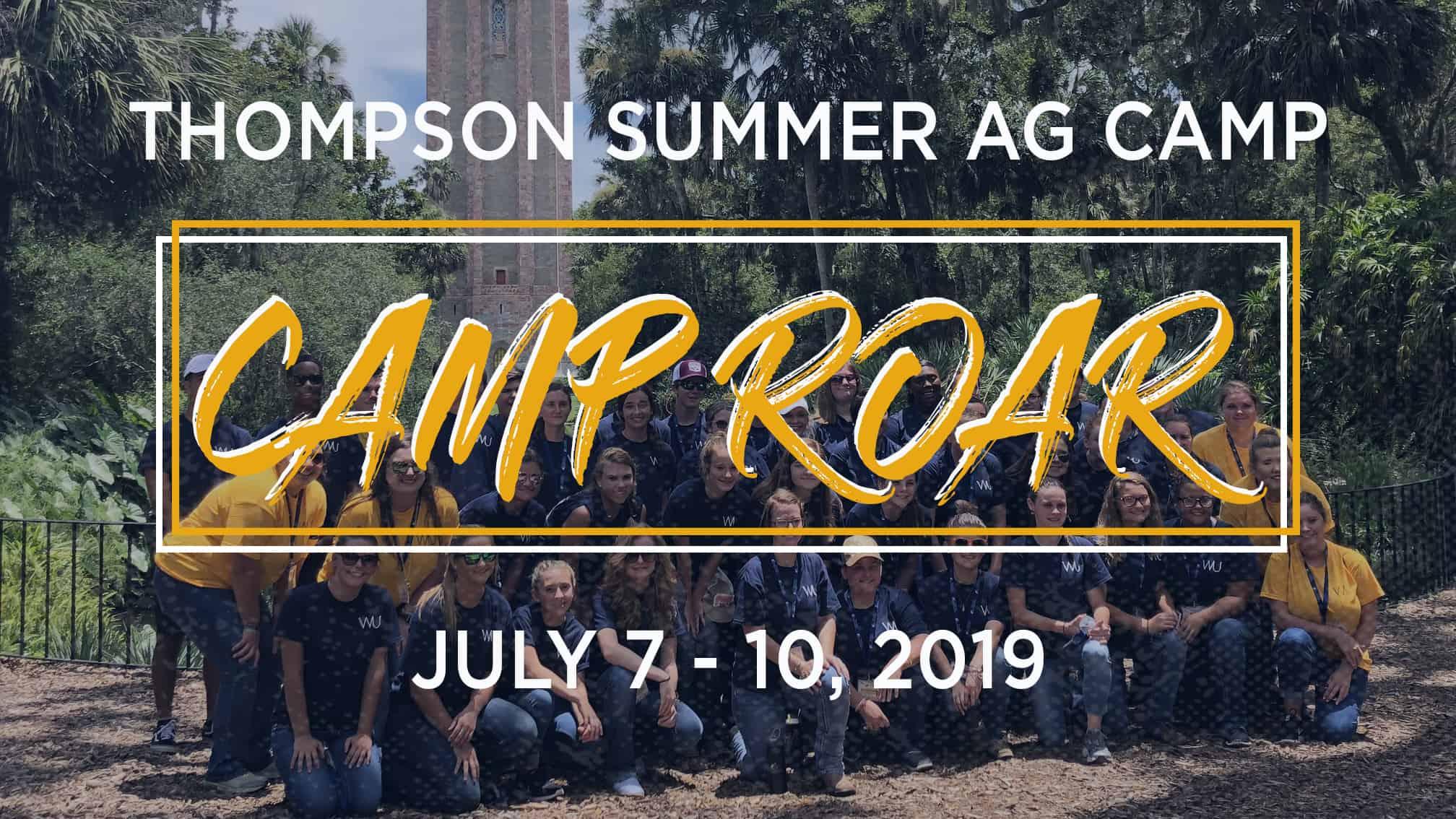 Camp ROAR 2019