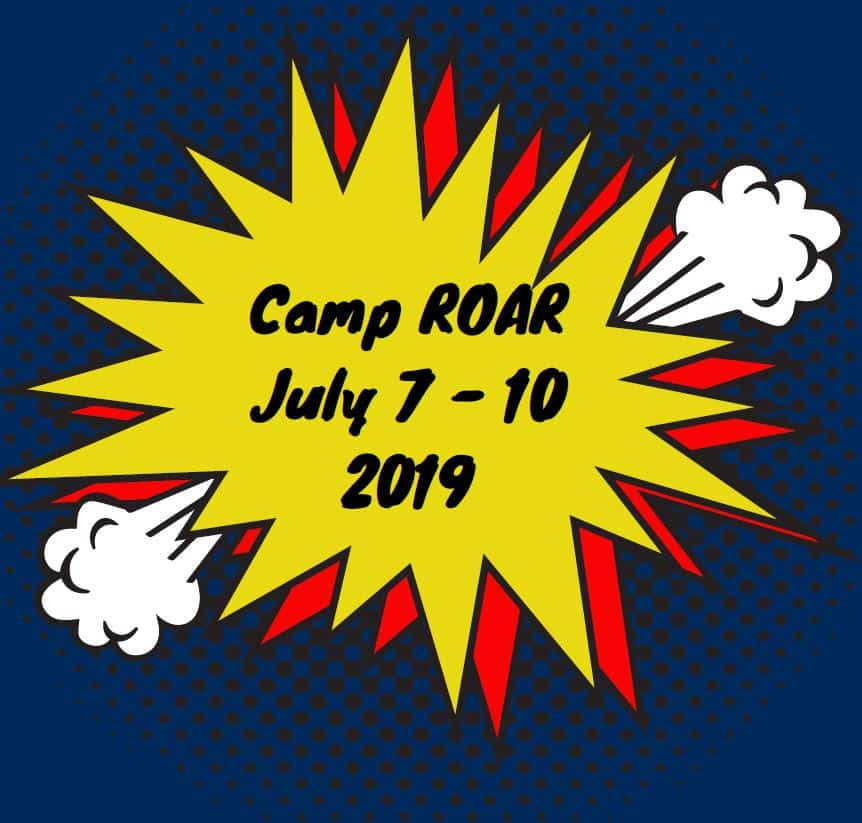 Camp Roar Schedule