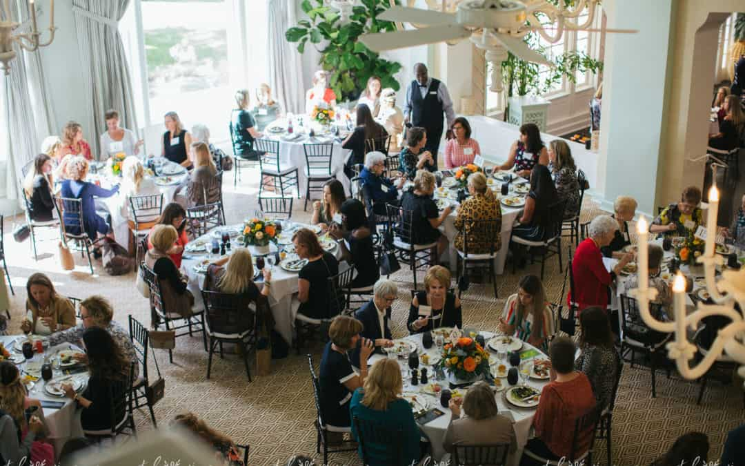 3rd Annual Apples of Gold Women's Scholarship Luncheon