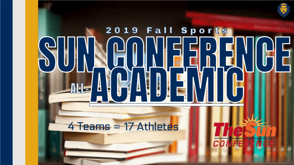 Warner Athletics – Classroom Royalty Registers 17 On The Sun Conference All-Academic Award List