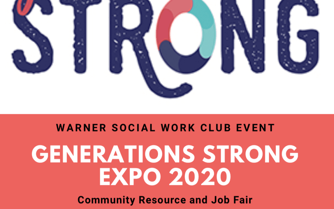 """Generation Strong"" Expo Postponed"