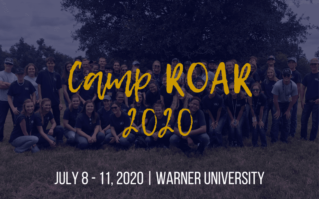 Camp ROAR 2020 is here!