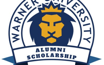 Announcing the NEW Warner Alumni Scholarship!