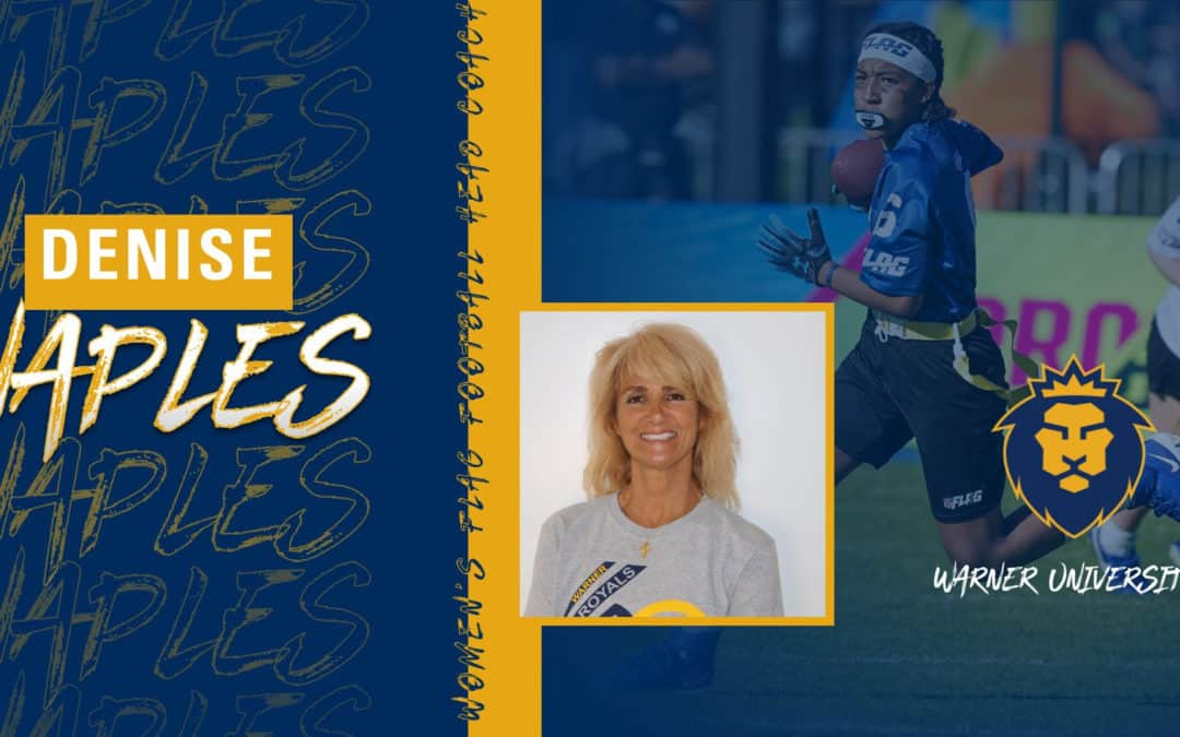 Get to Know Flag Football Coach Denise Naples!