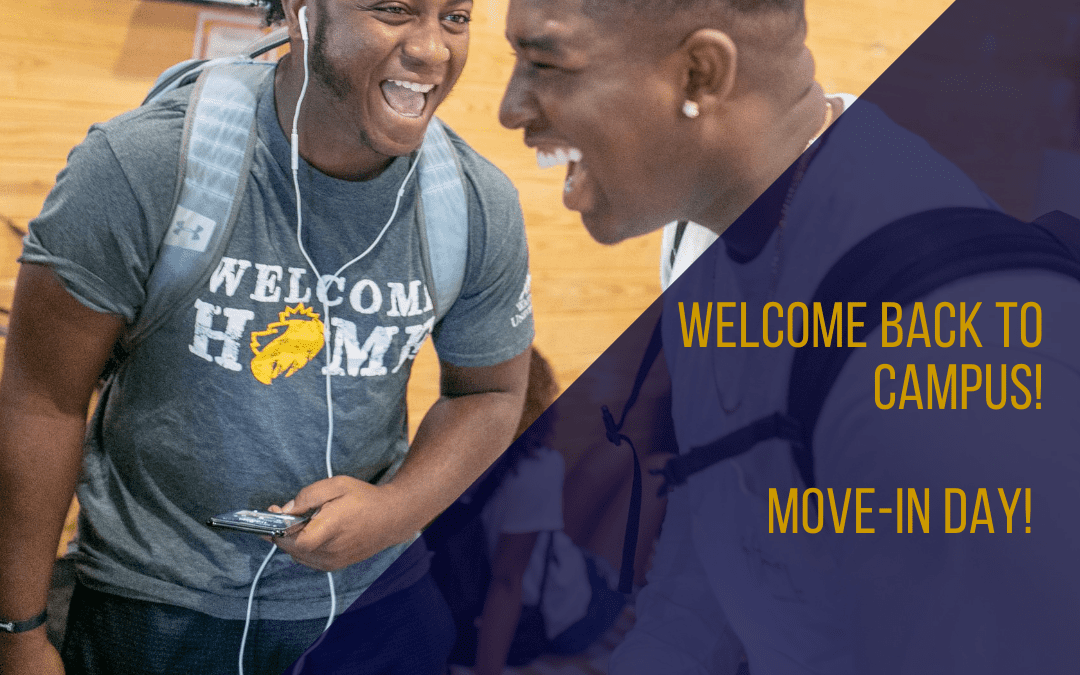 Students Moving Back Onto Campus Part I